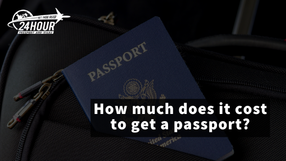cost of getting a passport