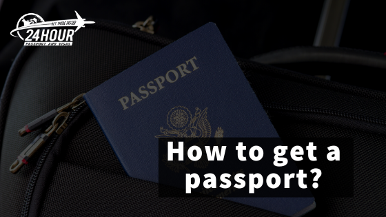 how to get a passport in 2020